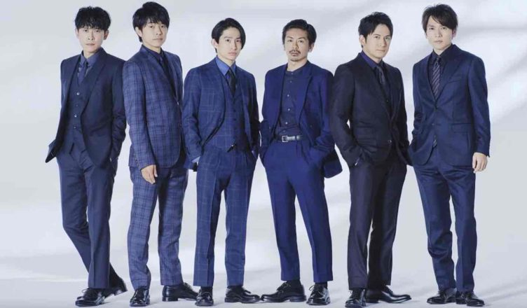 V6 is Disbanding on Their 26th Year Debut Anniversary