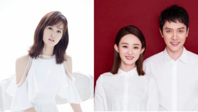 """""""The Story of Minglan"""" Actress, Han Ye, Denies Coming in Between William Feng Shaofeng and Zanilia Zhao Liying's Marriage"""