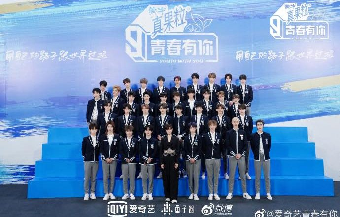 Youth With You 3 Third Official Ranking and Final Elimination