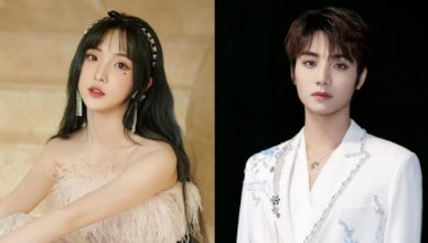 BonBon Girls 303's NeNe and Former UNINE Member, Li Zhenning, Spark Dating Rumors After She is Seen Coming Out of the Same Apartment Complex on Several Occasions
