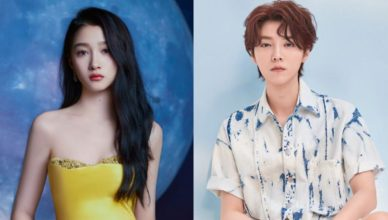 Guan Xiaotong Shuts Down Breakup Rumors with Luhan in Last Minute Birthday Posts