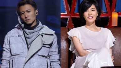 Nicholas Tse and Faye Wong Debunk Break Up Rumors After Being Spotted Holding Hands Together