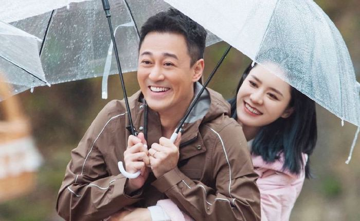 Raymond Lam Refused Carina Zhang's Suggestion to Sign a Prenup