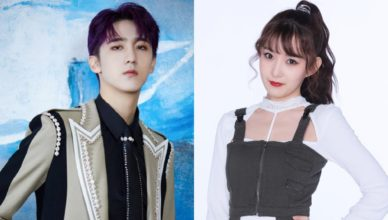 SDT Entertainment Indirectly Denies Dating Rumors Between R1SE's Zhao Rang and Labelmate, Zeng Shuyan