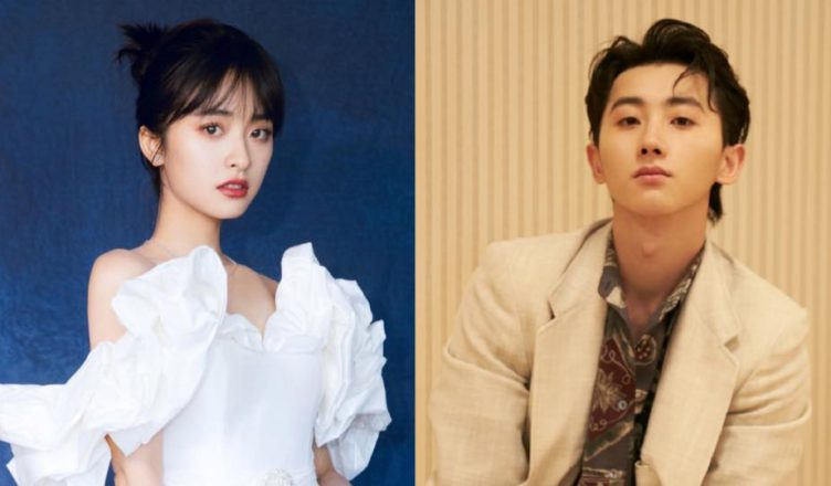 """Shen Yue Spotted Holding Hands with Someone Suspected to be """"A Love So Beautiful"""" Co-star, Sun Ning"""