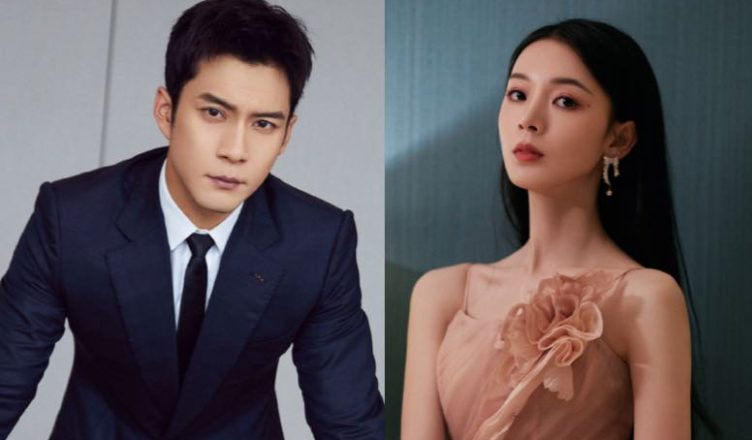 """""""Wu Xin The Monster Killer"""" Co-stars, Elvis Han and Sebrina Chen, Rumored to be Dating"""
