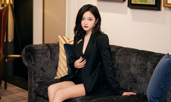 Betty Wu Xuanyi was in a 3 Year Relationship When She was a Trainee