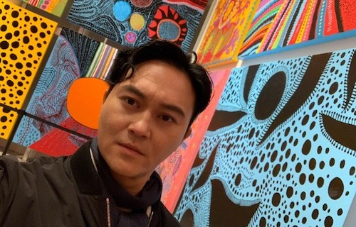 Chilam Cheung Plans to Quit Working in Front of the Camera in 5 Years
