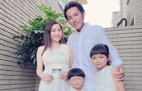 Jonathan Cheung Wing Hong and Wife Expecting Third Baby