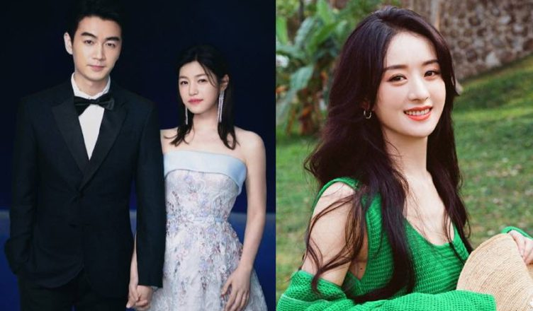 Michelle Chen Asked to Comment about a Netizen Wanting Chen Xiao to Divorce Her and Pursue Zanilia Zhao Liying