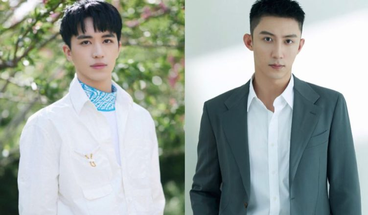 Timmy Xu Weizhou Denies Using Background Picture of Him and Johnny Huang Jingyu from 2016 on Music App