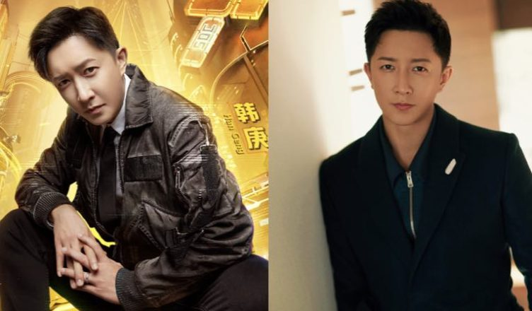 """Han Geng Returns as a Captain on """"Street Dance of China 4"""""""