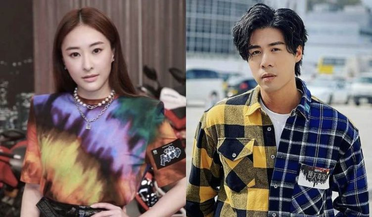 Jeannie Chan Denies Dating Film Director and Record Company Heir, Fred Cheung