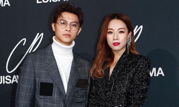 Stephy Tang and Wang Zi Announce Break Up After 3 Years Together
