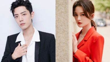 Xiao Zhan's Team Denies Dating Rumors with Li Qin After She was Spotted Dining with Him