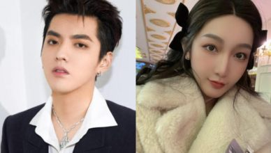"""Kris Wu's Studio Issues """"Clarification Document"""" in Response to Du Meizhu's Video Evidence, Du Meizhu Posts Cryptic Message Leaving Netizens Worried"""