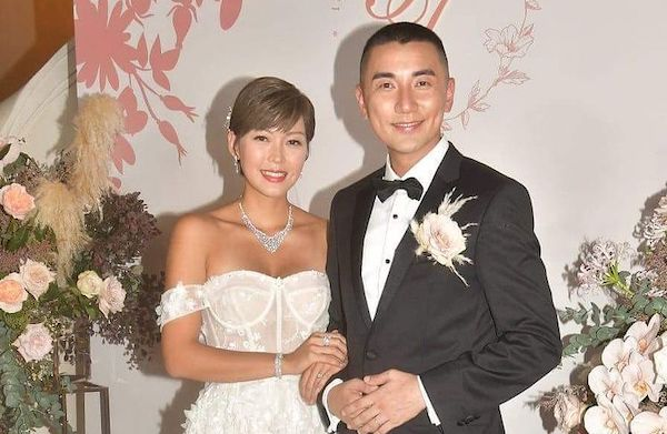 Tony Hung and Inez Leong Get Married and Expecting a Child in December