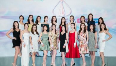 12 Miss Hong Kong 2021 Contestants Advance to the Finals