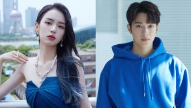 Dating Rumors Spark between Zhou Ye and Lai Kuanlin After They Reportedly Met Up for Four Days