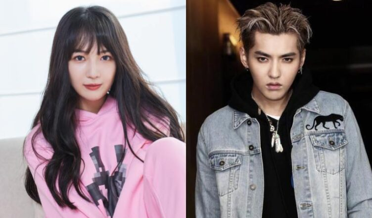 Former Rumored Girlfriend and Youth With You 2 Trainee, Luna Qin, Claps Back After Netizen Leaves Obscene Comment Related to Kris Wu