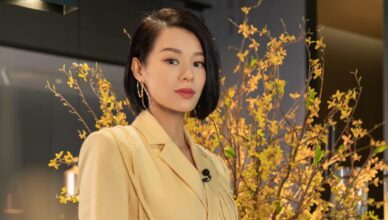 """Myolie Wu Under Fire with Chinese Netizens for Using """"China"""" Instead of """"Mainland"""" in English Comment Defending Husband"""