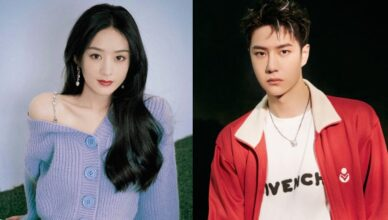 Zhao Liying and Wang Yibo's Official Accounts Urge Fans to Rationally Chase Stars After Weibo Imposed Bans on Several Accounts Stemming from Fan Wars