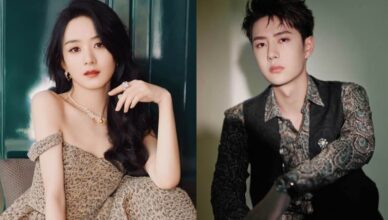 Zhao Liying's Studio, Fan Club, and Related Accounts Punished by Weibo for Instigating Fan Wars and Threatening to Boycott Over Second Collaboration Rumors Between Zhao Liying and Wang Yibo