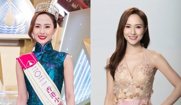 Dark Horse Miss Hong Kong 2021 Second Runner Up, Kristy Shaw, Denies Having Connections That Helped Her Win